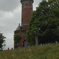 Holtenau Nord Lighthouse