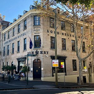 Lord Nelson Hotel & Brewery