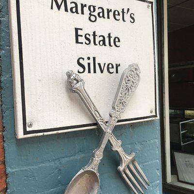 Big Silver Spoons!