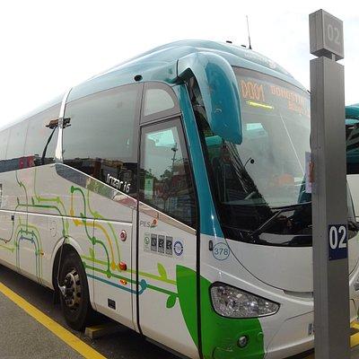 LurraldebusのPESA社バス