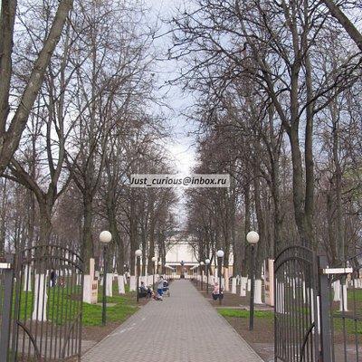 Zaraysk, Heroes' Alley
