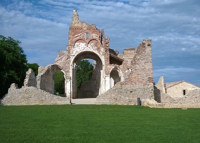 Abbazia San Eustacchio dopo restauro 2018