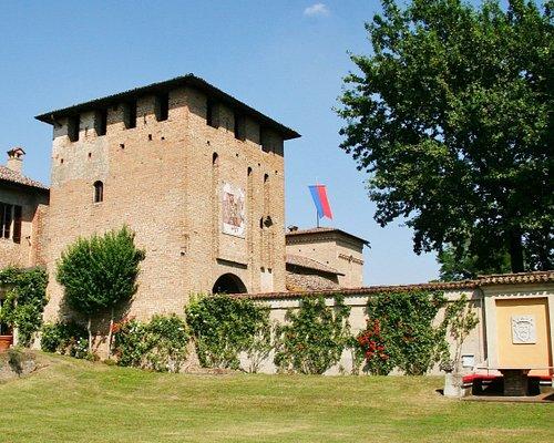 La torre d'ingresso