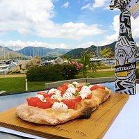 Pinsa Romana & Craft Beer
