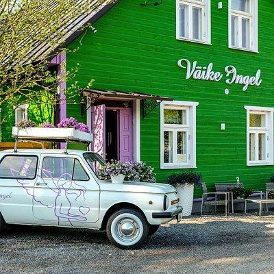 Väike Ingel Rakvere shop