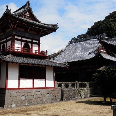kofukuji temple grounds