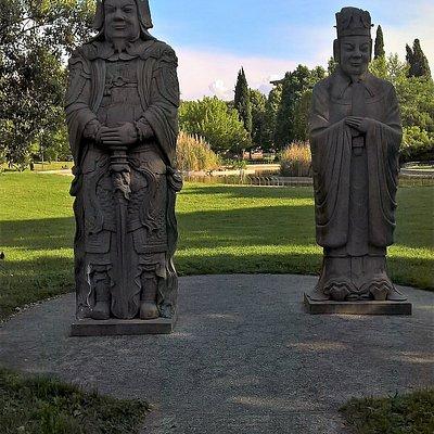 il guerriero ed il funzionario della Cina del 1200, della dinastia Song Meridionale
