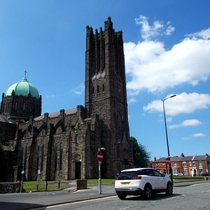 Church of St Mary, Lowe House, St. Helens