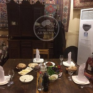 """Armenian Carpets"" Food Tour"