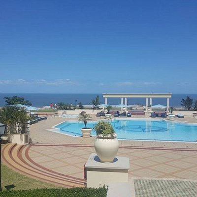 Day tour of Maputo includes, the infamous Polana Hotel, travel with JSL Transport Shuttle & Tour