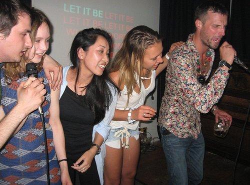 Friday Night Zizkov Karaoke Fun