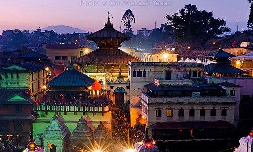 Pashupatinath is the biggest Shiva temple .