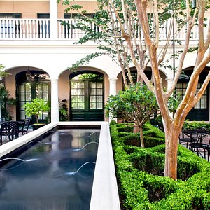 Planters Inn is the Grande Dame of Charleston SC hotels.