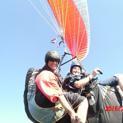 Paragliding in Mestia...L,T.D.- Geo Fly Paragliding. / VIP .X - FLY /COMPANY /.