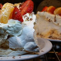 desserts from the pantry cafe