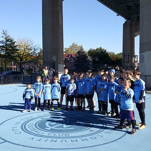 NYCFC Soccer Initiative October 2017
