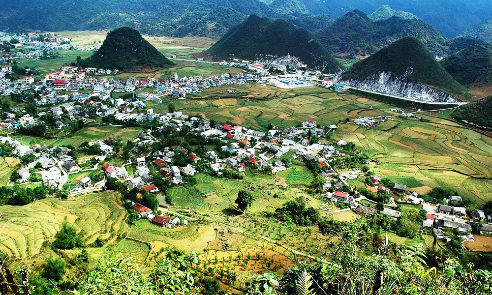 Ville Quan Ba - Ha Giang - Vietnam - Photo Agenda Tour Vietnam