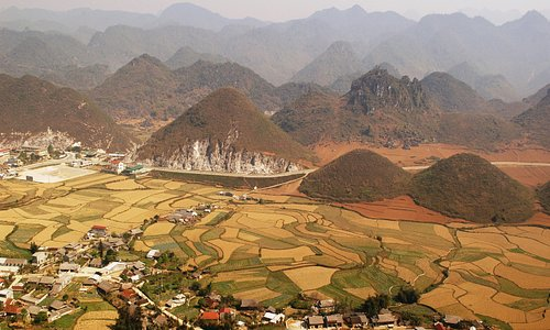 Montagne du Nord à Quan Ba - Ha Giang