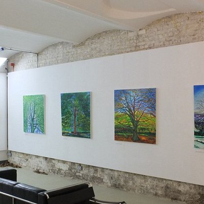 Lower Gallery: Paul Joyce Exhibition, June 2017