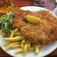 The Huge Schnitzel