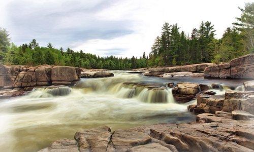 Pabineau Falls #2