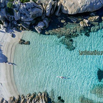 La Maddalena Archipelago - sea kayak