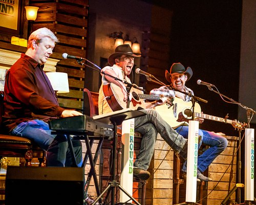 Lots of laughs as these songwriters share the stories behind the hit songs they perform!