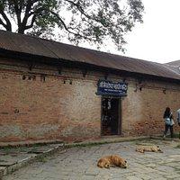 Kirateshwar Mahadev main entrance