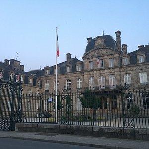 Hôtel de la Préfecture du Morbihan