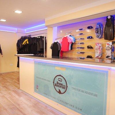 Besuche uns in unserem Shop