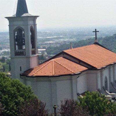 Chiesa di S. Carlo Borromeo - Pontida.