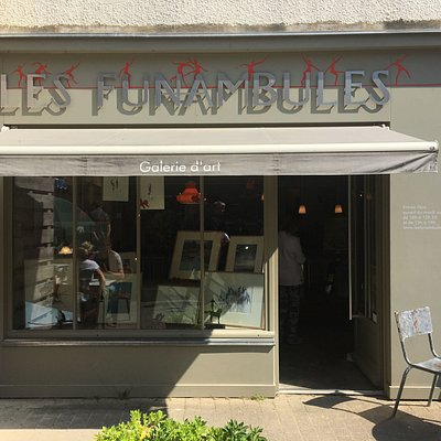 Galerie les Funambules