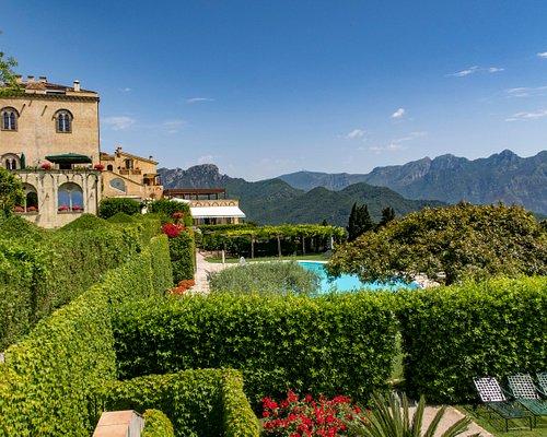 Photo I took at Villa Cimbrone Gardens - Ravello, Italy