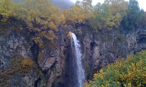 Величественные Кавказские горы... Фрагменты...
