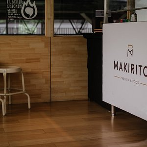 If you fancy Sushi but also want a Burrito - check out Makirito for a perfect Sushi Burrito!
