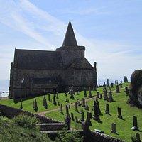 Eglise St Monans