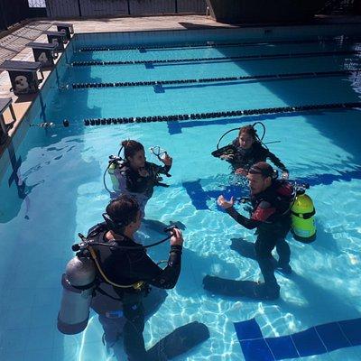 Curso Básico Open Water Diver