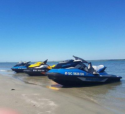 Myrtle Beach Jet Ski Rental