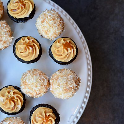 Saint Cupcake makes the absolute best cupcakes in the city, taste them on the Downtown Tour