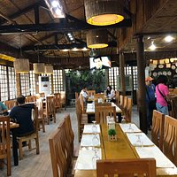Restaurant is clean and has good ambience
