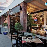 Wonderful dining environment!