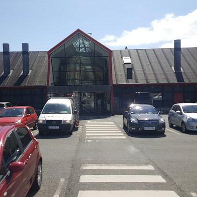 SMS shopping center
