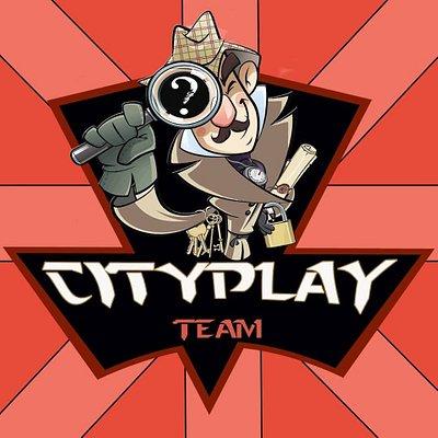 Logo de CityPlayTeam con fondo