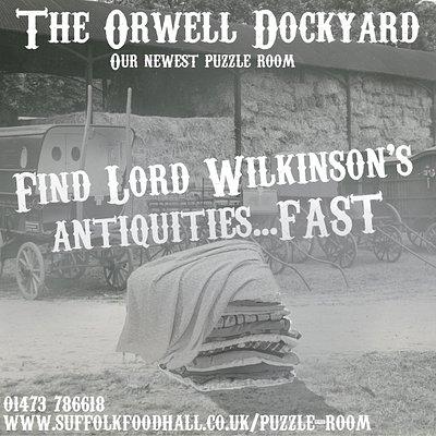 The Orwell Dockyard