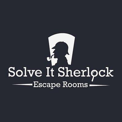 Solve It Sherlock Escape Rooms
