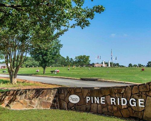 Winkenhofer Pine Ridge Funeral Home Pineridge Memorial Park