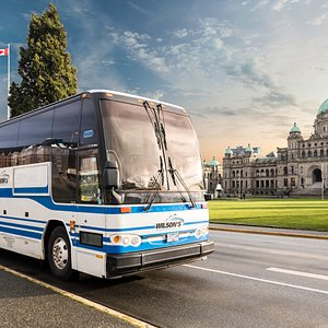 Wilson's Transportation Ltd is a locally-owned and operated charter bus company serving Victoria