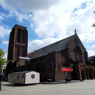 St Helens Parish Church