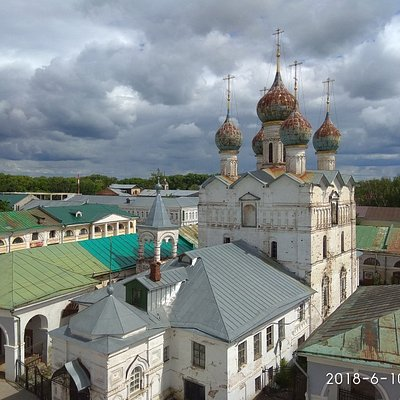 Государственный музей-заповедник Ростовский кремль