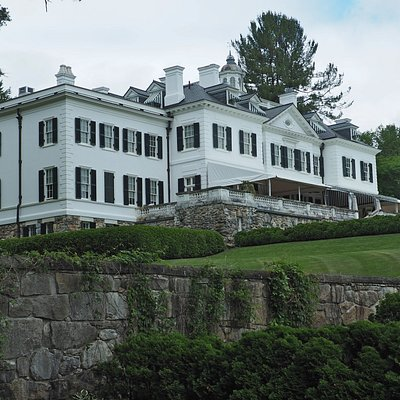 Editih Wharton's The Mount - Mansion